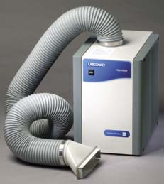 Portable Exhausters, For Use with Two Carbon Filters - Labconco FilterMate Portable Exhausters