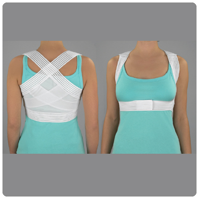Posture Support Corrector - Medium/Large, Chest/Bra Size: 38