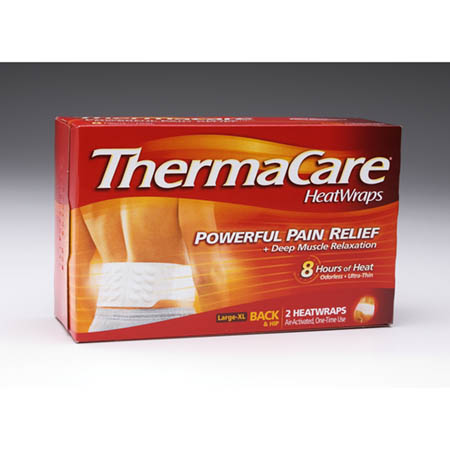Pfizer Consumer Healthcare ThermaCare HeatWraps - Neck/Arm, Box of 3