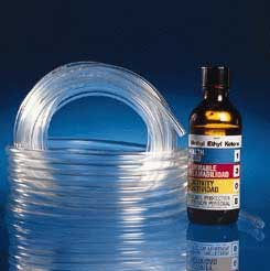 Saint Gobain Performance Plastics Tygon Tubing with Chemically Inert Liner, Formulation SE-200