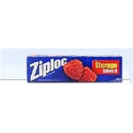 Sc Johnson Ziploc Bags, 1 Gallon, Box of 20