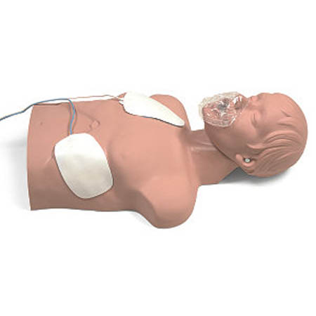 Simulaids Economy Adult Sani-Manikin - Manikin with Carry Bag - Model 2145, Pkg of 4