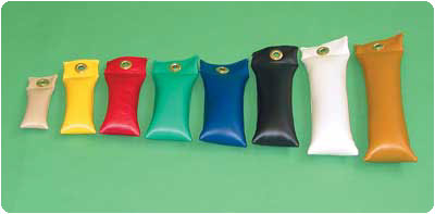 SoftGrip Weights. Color: Gold Weight: 5 lb. - Model 550954