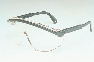 Sperian Uvex Astrospec 3000 Safety Eyewear - Uvex Astrospec 3000 Eyewear with Duoflex Temples