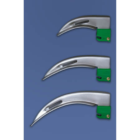 Laryngoscope Blades Used Mac Laryngoscope Blade