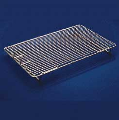 Tecniplast Stainless Steel Raised Wire Floors, Model 1291H150-10CS, Each