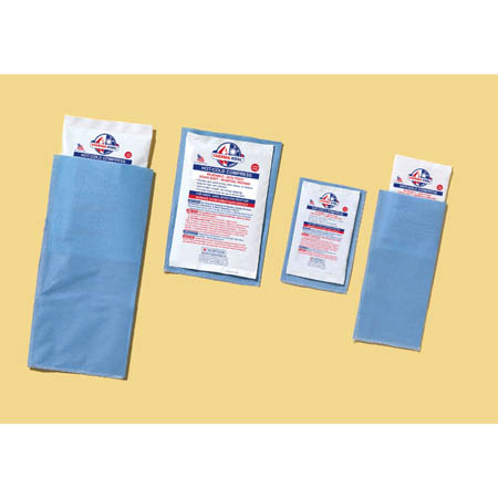 ThermaKool Reusable Hot Cold Packs, 4