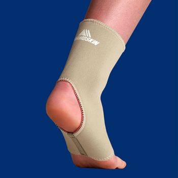 Thermoskin Ankle Support Ankle Support, X-Large, Color: Beige, Ankle Joint Circumference: 10 1/2