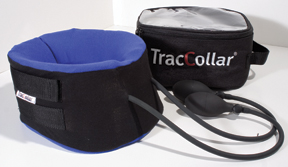 Traccollar Crevical Inflatable Traction Device, S/M