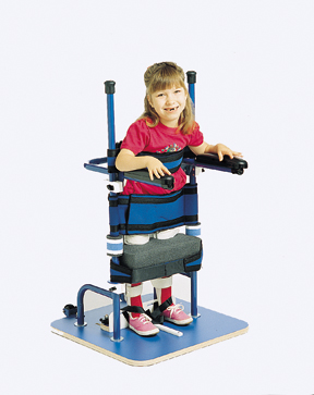 Tumbleforms Hugs Vertical Stander, Little