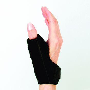 UTS Universal Thumb Support & UWTS Universal Wrist Thumb Support - Thumb Support, Size: XS, IP creas