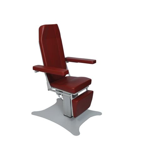 UMF Medical Phlebotomy/ENT Chair - Blood Drawing Chair - Model 8677