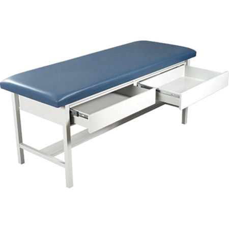 UMF Medical H-Brace Treatment Table with Drawers - Model 5585, Each
