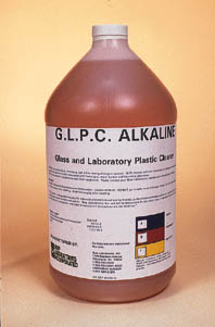 Quip Laboratories G.L.P.C. Alkaline Glass and Laboratory Plastics Cleaner, 208 L (55 gal.)