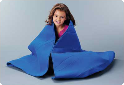 Weighted Blanket Small Weighted Blanket (2' x 4'), 3 weight slots - Model 924840