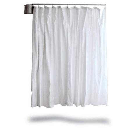 Winco Manufacturing Wall Mounted Telescopic Curtain - Model 340, Each