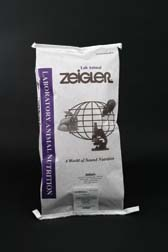 Zeigler Rodent NIH-31M Modified Formula - Fixed Diet, Irradiated, 2.3 kg (5 lbs.), Model 41312075630