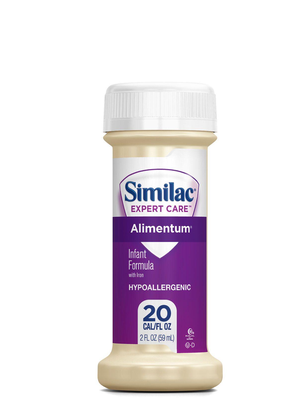 Abbott Similac Alimentum Hypo Ready To Feed Infant Formula