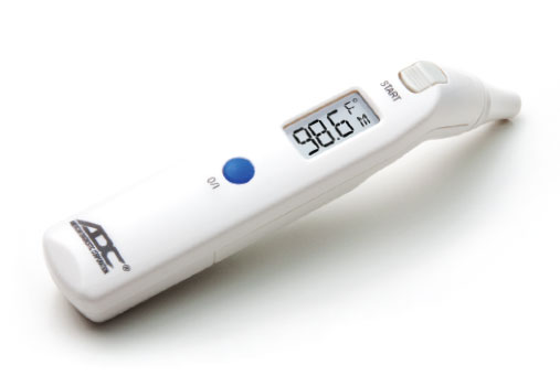 ADC Adtemp Infrared Ear Thermometer - Sheaths Ear Tympanic, 40/, Each - Model 425-40