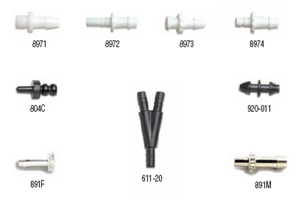 ADC Screw Connectors for 804 Gauge - For 804 Gauge Only, Each - Model 804C