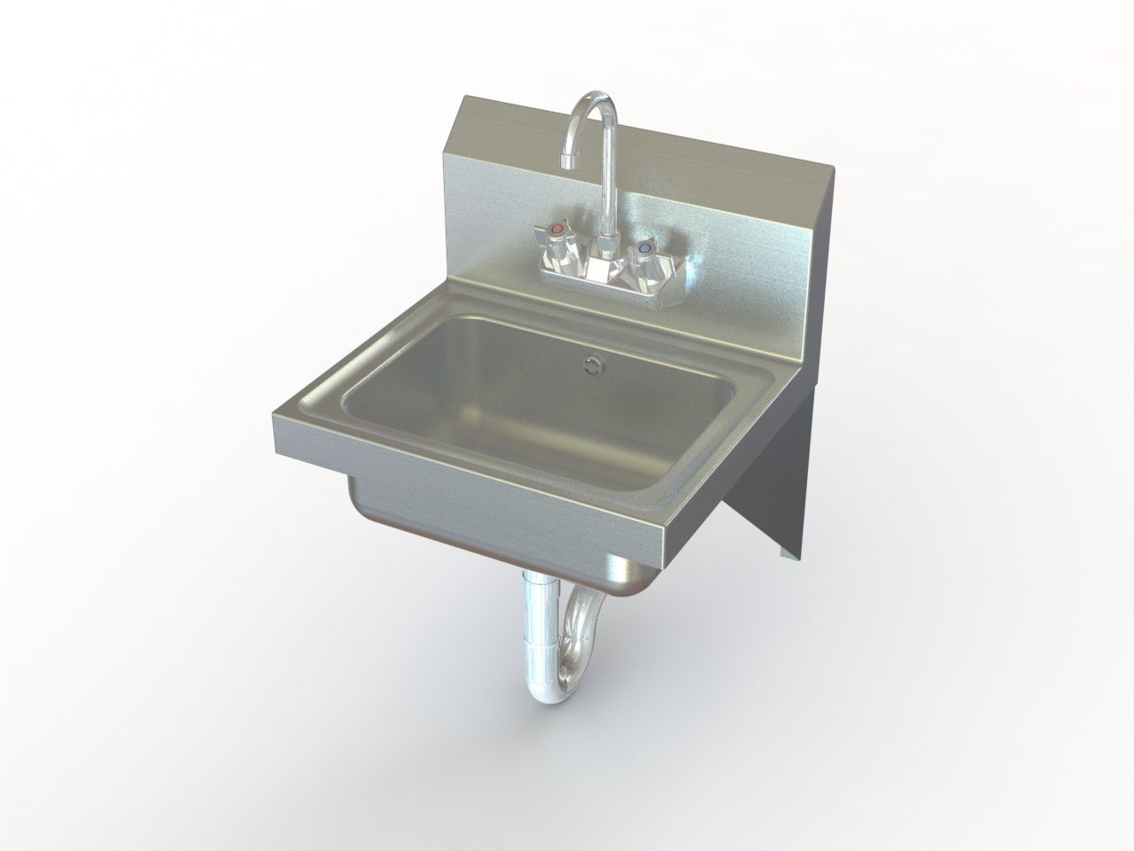 Aero Manufacturing Hand Sink Faucet