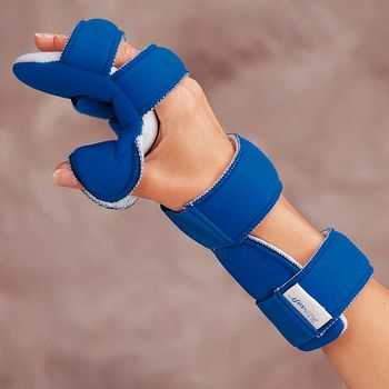 Air Soft Resting Hand Splint, Right, Large - Item #55462306