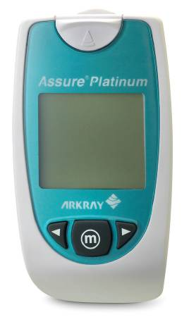 Arkray USA Assure Platinum Blood Glucose Test Strips, 50 Test Strips per Box, Each - Model 500050
