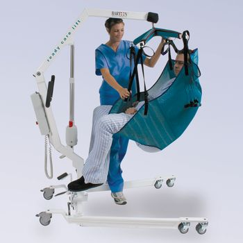 Barton Ready Care Floor Lift - Item #81507342