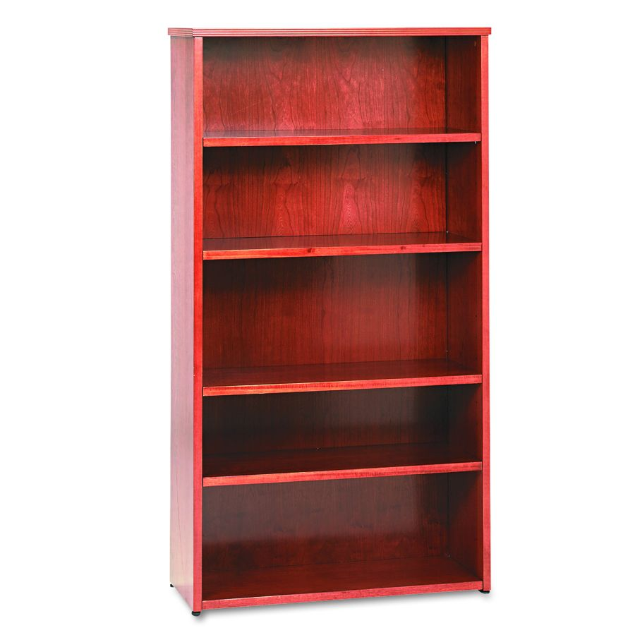 Basyx Bookcase - 5 Shelf, Bbc, Each - Model BW2193HH