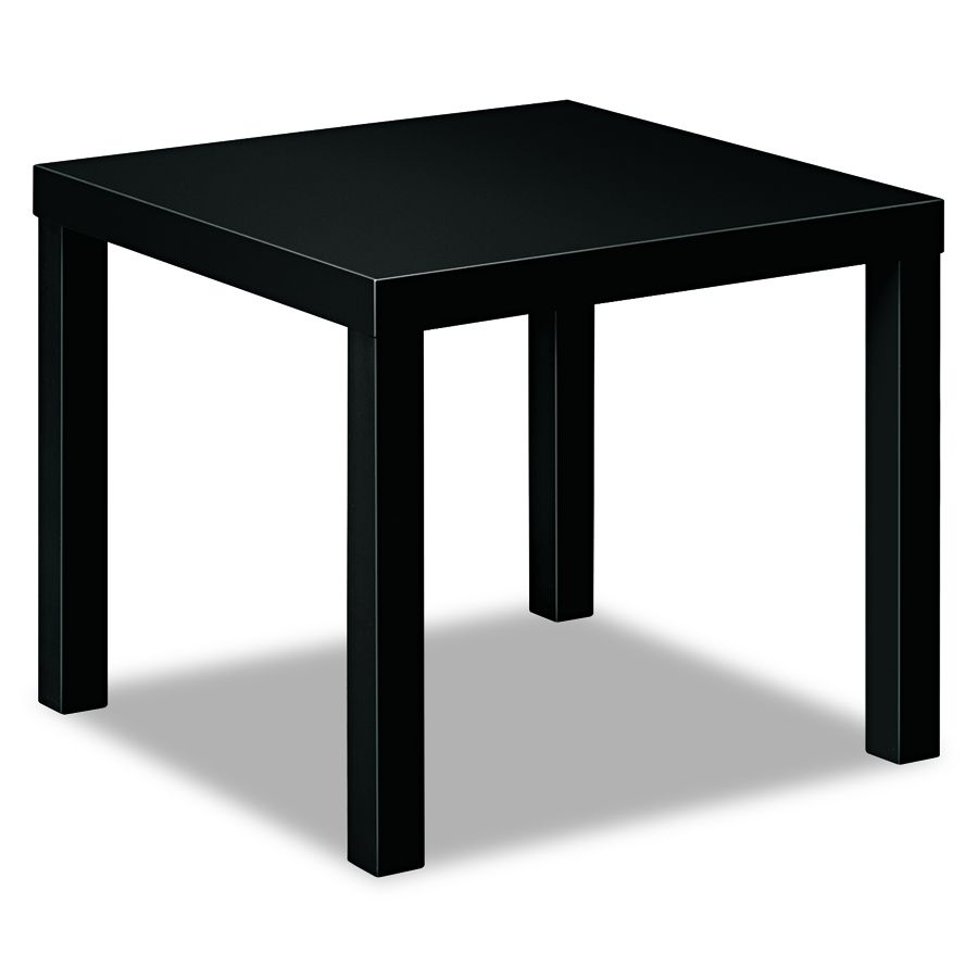 Basyx Corner Table - 24X24X20, Bk, Each - Model BLH3170P