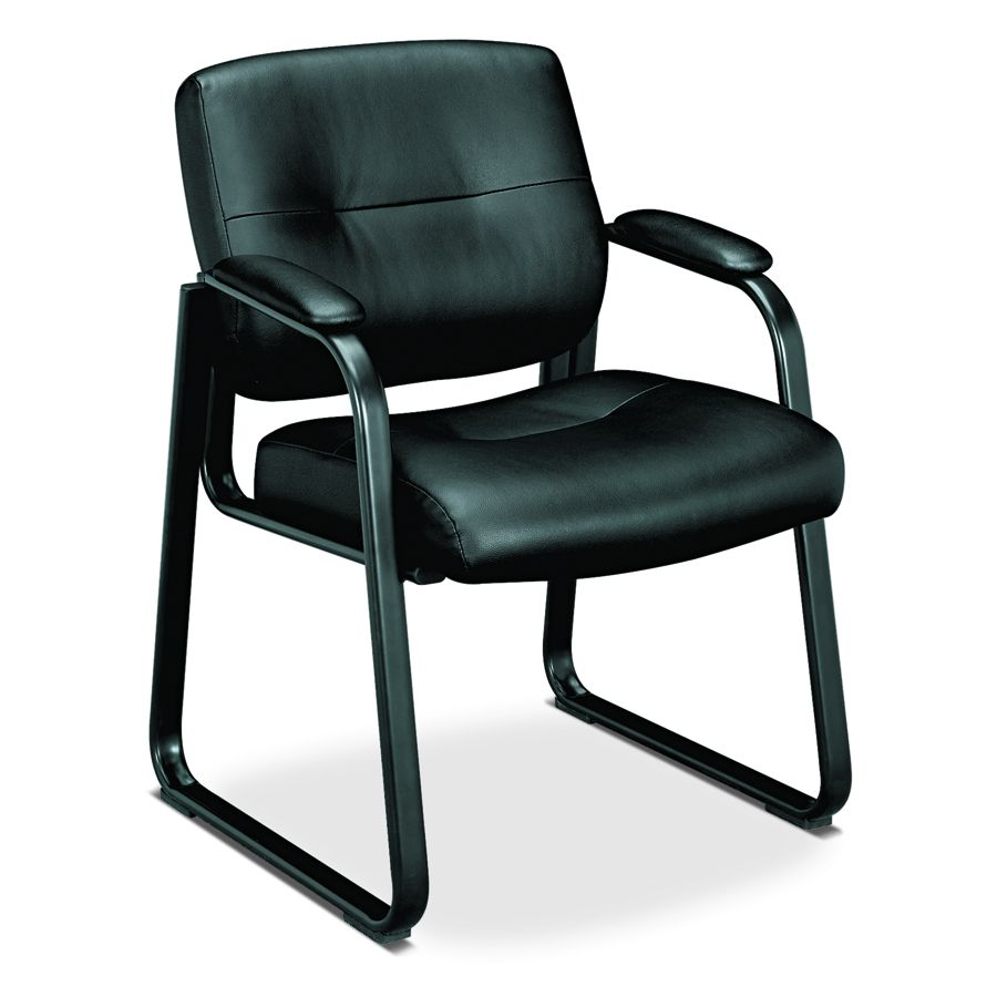 Basyx Guest Chair - Bk, Each - Model VL693SP11