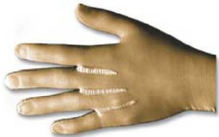 BSN Medical Jobst MedicalWear Compression Glove, Small, Long, Beige, Each - Model 100581