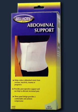 DJO Abdominal Binder 2X-Large / 3X-Large 63 to 78 Inch Unisex, Each - Model 169