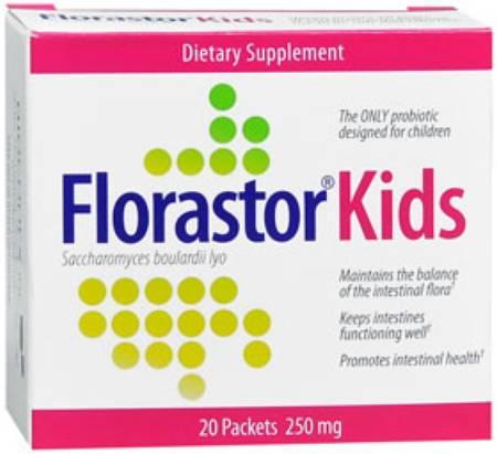 Biocodex florastor probiotic dietary supplement benefits