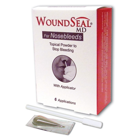 Biolife Woundseal MD Nosebleed - Model NPS861, Box of 6