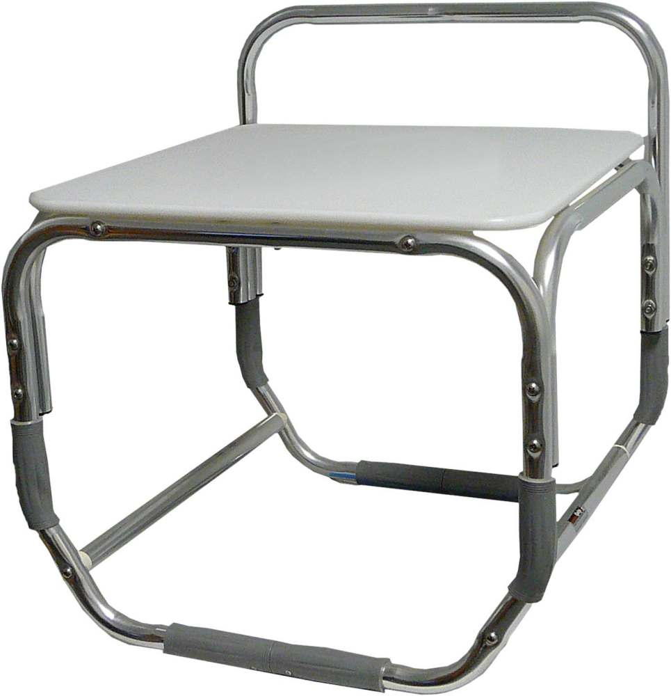 Patterson Medical Shower Chair - Adjust/Wheeled With Brakes, Each ...