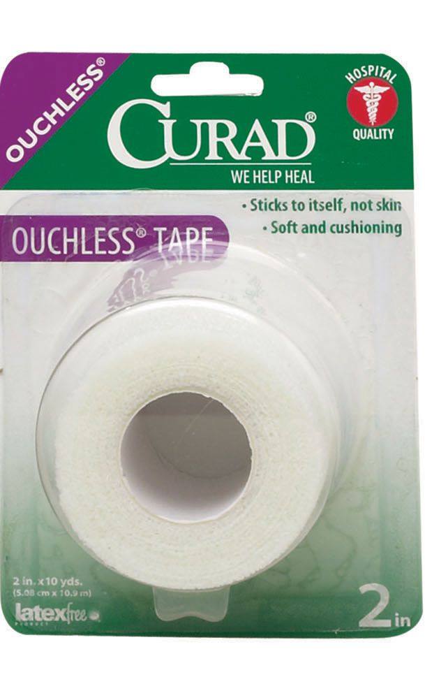 Medline CURAD Ouchless Tape - 2