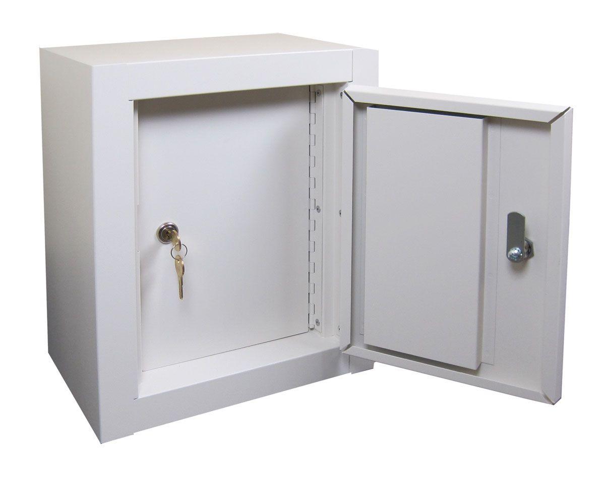 Medline Double Door Narcotics Cabinet Sm Dbl Door Double