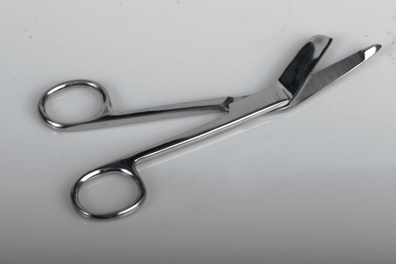 Medline Lister Bandage Scissor - 7.25