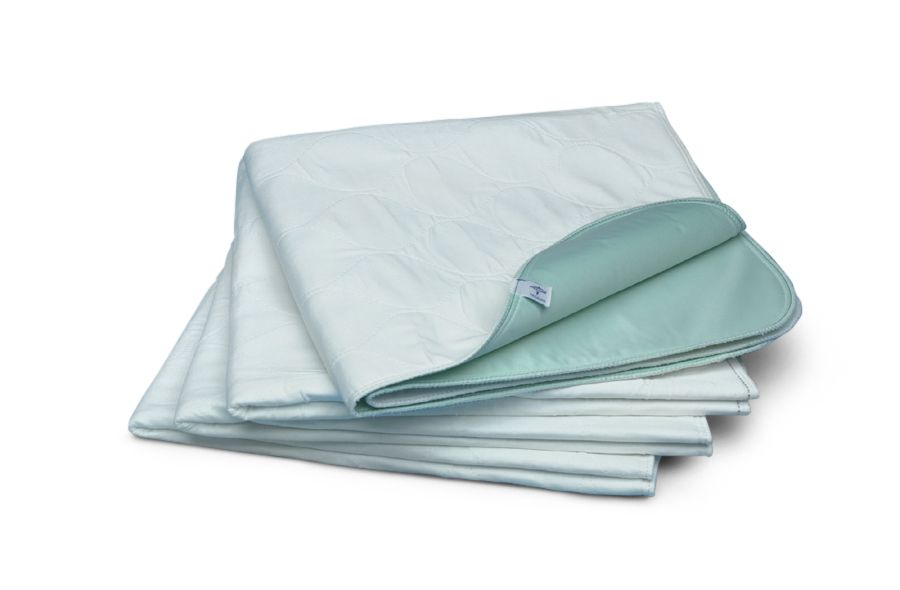 Spending soaker pads for incontinence simply