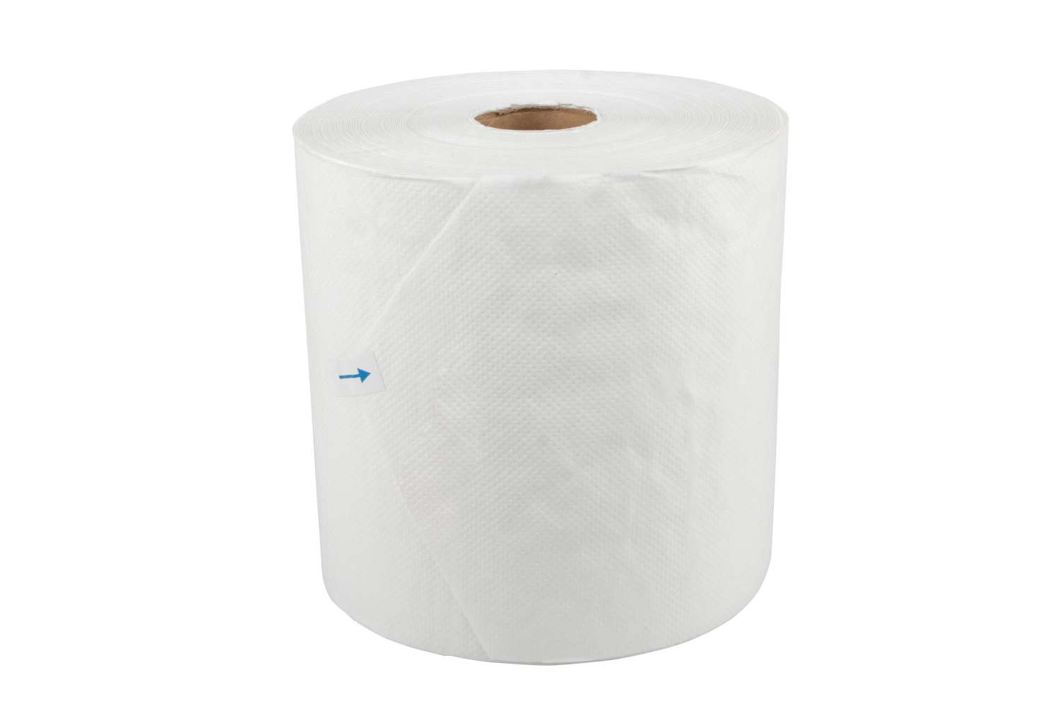 Medline Standard Roll Towel - Paper, 1Ply, 7.875X800', Bleach, Box of 6 - Model NONPBM800B