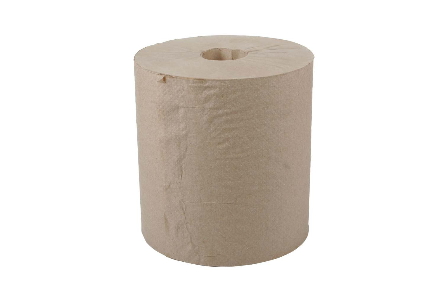 Medline Standard Roll Towel - Paper, 1Ply, 7.875X800', Natural, Box of 6 - Model NONPBM800N