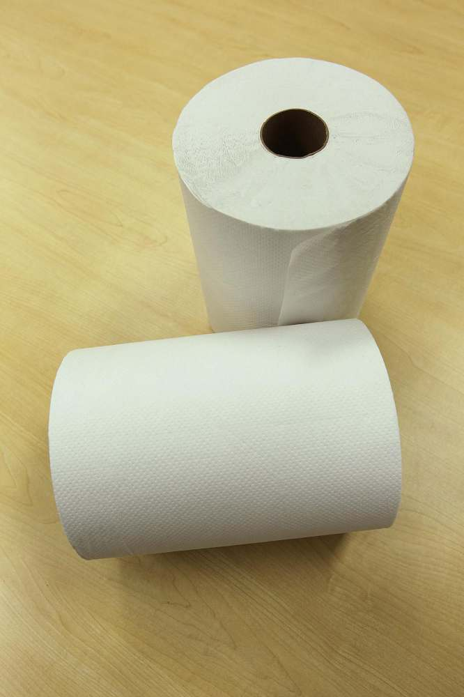 Medline Standard Roll Towel - Paper, Rolls 10