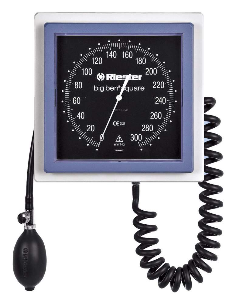 Baum Baumanometer Standby Latex-Free model - Mobile, Each - Model ...