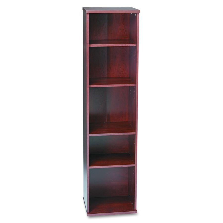 Bush Industries BOOKCASE, OPEN SINGLE, DCH, Each - Model WC24412