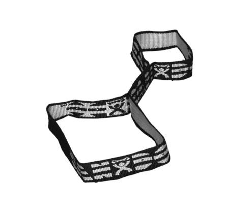 Cando Loop Stirrups, Webbing Stap, 2 Loops, Accessory for Resistance Bands, Each - Model 105310