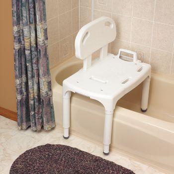 Carex Universal Bathtub Transfer Bench Item 557330