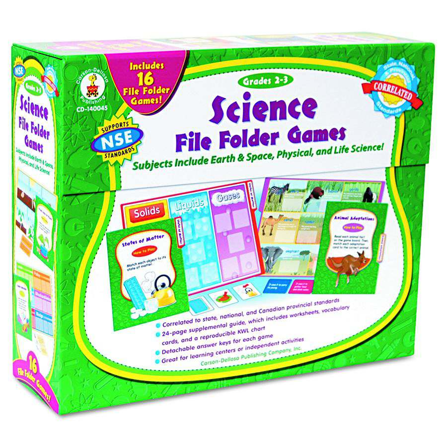 worksheet Carson-dellosa Worksheets carson dellosa publishing page 3 games to go puzzle science 41308