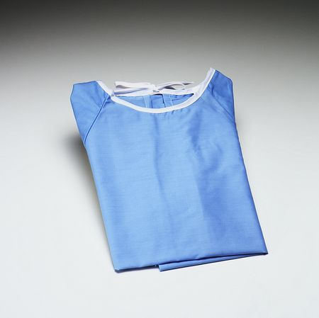 Cloth Patient Examination Gowns - Hook and Loop Closure, X-Large ...