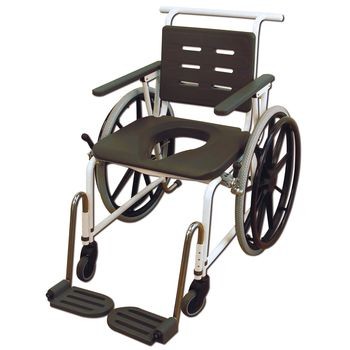 Handicare Self-Propelled Combi Chair. Seat height 20